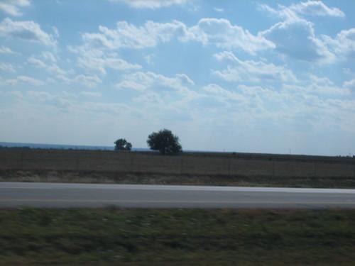 Kansas Sky Over I-70