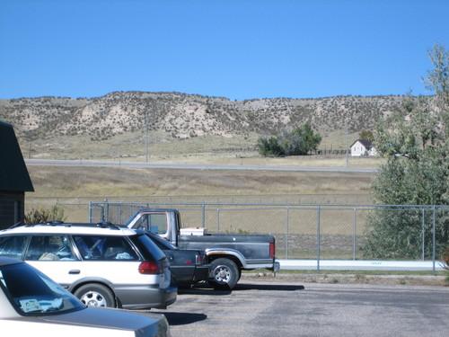 Wyoming Rest Stop