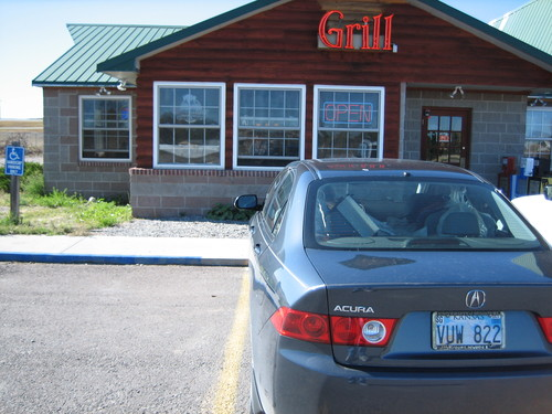 Rest Stop Grill