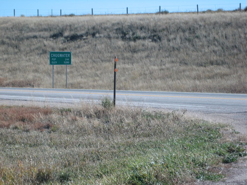 Chugwater, Population 2164