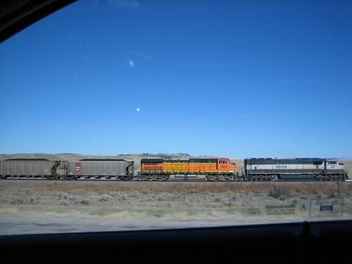 WY Train